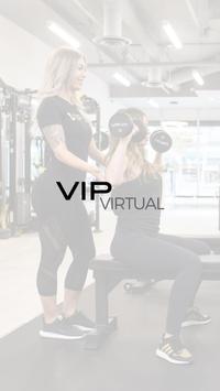 VIP Virtual पोस्टर