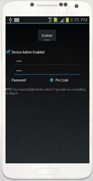 Secure Settings Mobile Config 2019 screenshot 2