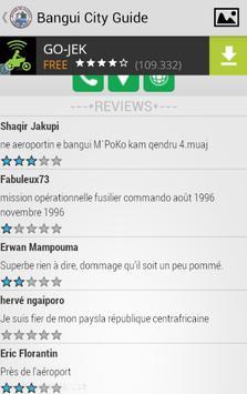 Bangui City Guide screenshot 1