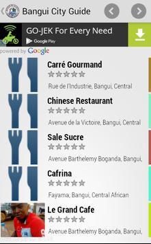 Bangui City Guide screenshot 2