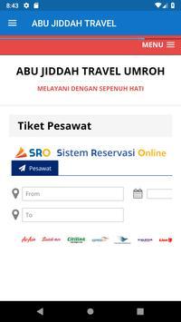 Abu Jiddah Travel screenshot 2