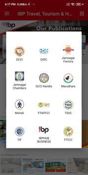IBP Travel, Tourism & Hotels screenshot 1