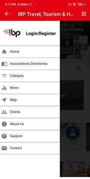 IBP Travel, Tourism & Hotels screenshot 2