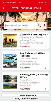 IBP Travel, Tourism & Hotels screenshot 3