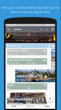 Pin Your Trip: Travel Planner & Wikivoyage guide poster
