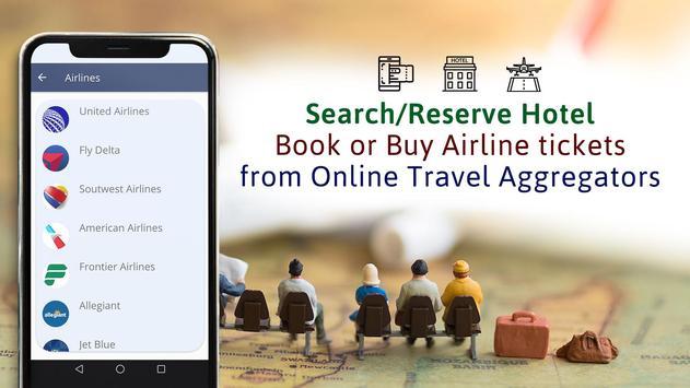Travel All-in-One - Hotel, Flight, Trip screenshot 1