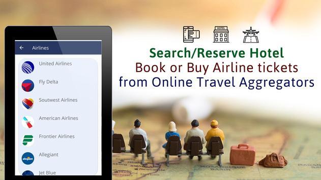 Travel All-in-One - Hotel, Flight, Trip screenshot 5
