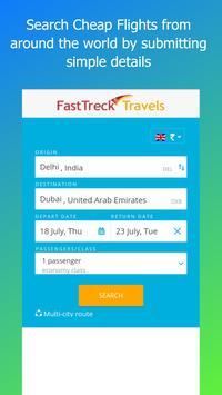 FastTreck Travels screenshot 1
