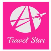 Travel Star - Cheap Flights & Hotels Deals icon