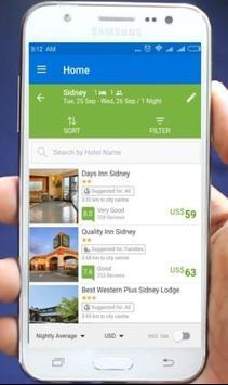 Travel Star - Cheap Flights & Hotels Deals screenshot 2