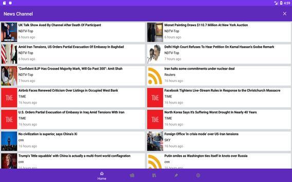 Trendeer News screenshot 9