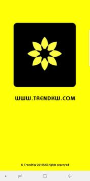 TrendKW poster