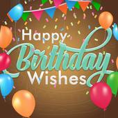 Happy Birthday Wishes - जन्मदिन की शुभकामनाएं 2019 icon