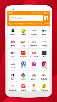 All In One Trending Shopping Apps poster