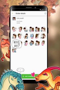Trending WASticker - Wastickerapps screenshot 6