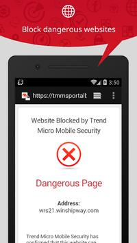 Mobile Security screenshot 1