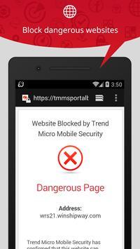 Mobile Security screenshot 1
