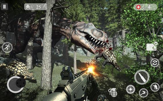 Dinosaur Hunter 2019 - Dinosaur Hunting Games screenshot 13