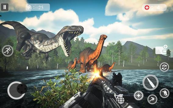 Dinosaur Hunter 2019 - Dinosaur Hunting Games screenshot 17
