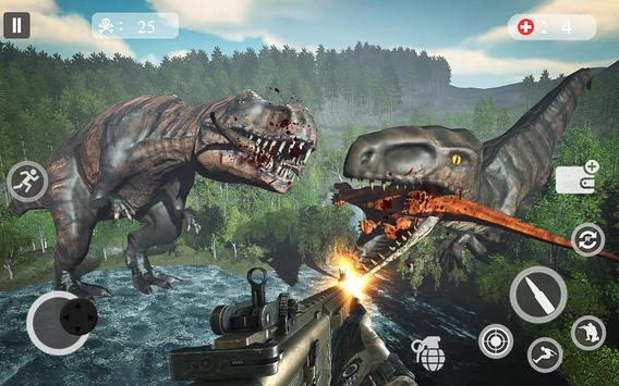 Dinosaur Hunter 2019 - Dinosaur Hunting Games screenshot 15