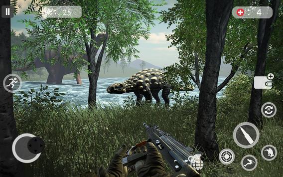 Dinosaur Hunter 2019 - Dinosaur Hunting Games screenshot 16