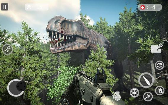 Dinosaur Hunter 2019 - Dinosaur Hunting Games screenshot 2