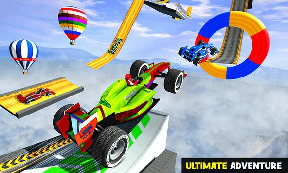 Gt Formula Car Racing Stunts : Impossible Tracks poster
