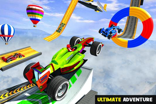 Gt Formula Car Racing Stunts : Impossible Tracks screenshot 12