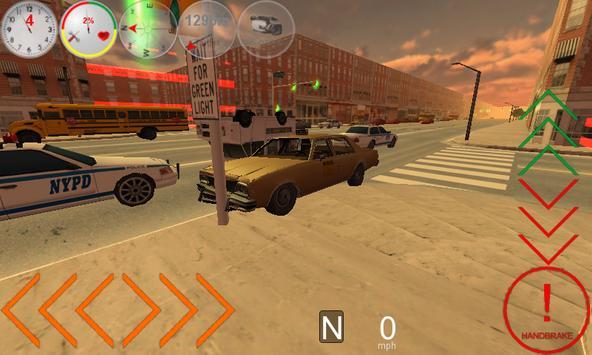 Taxi Driver screenshot 18