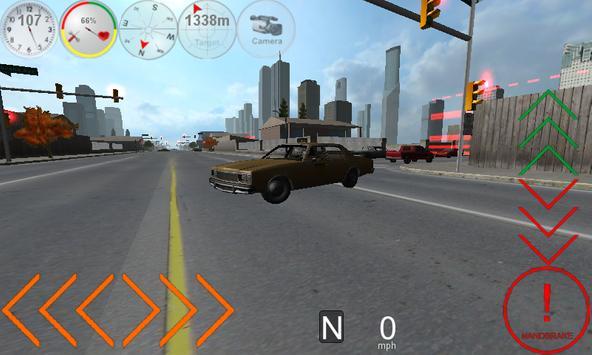 Taxi Driver screenshot 1