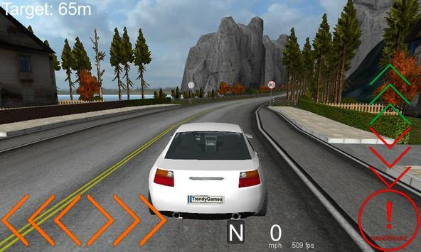 Duty Driver LITE screenshot 2