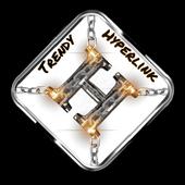 Trendy Hyperlink V1 icon