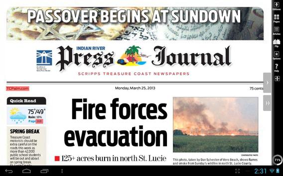 Indian River Press Journal poster