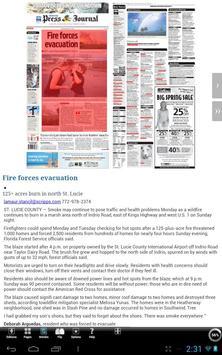 Indian River Press Journal screenshot 1
