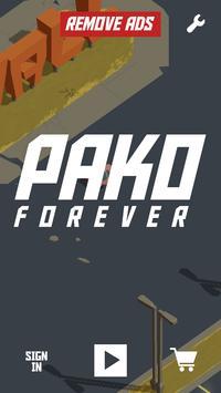 PAKO Forever постер