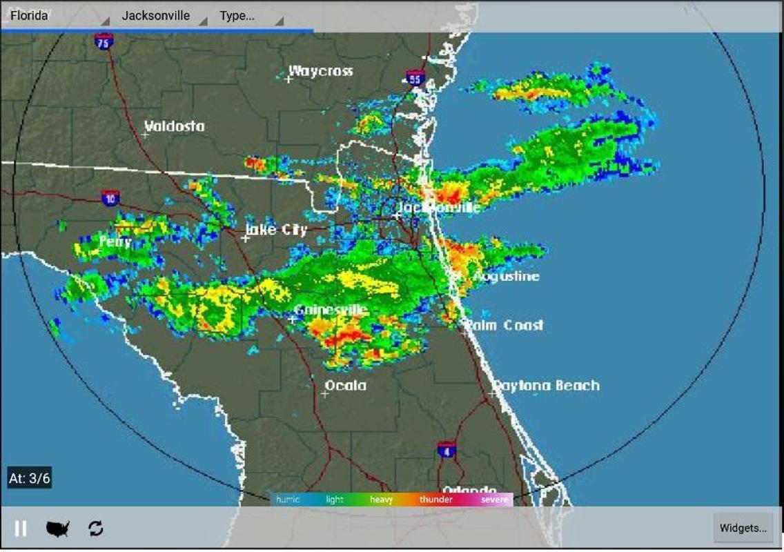 Weather Map Ocala Fl.Weather Radar Widget For Android Apk Download