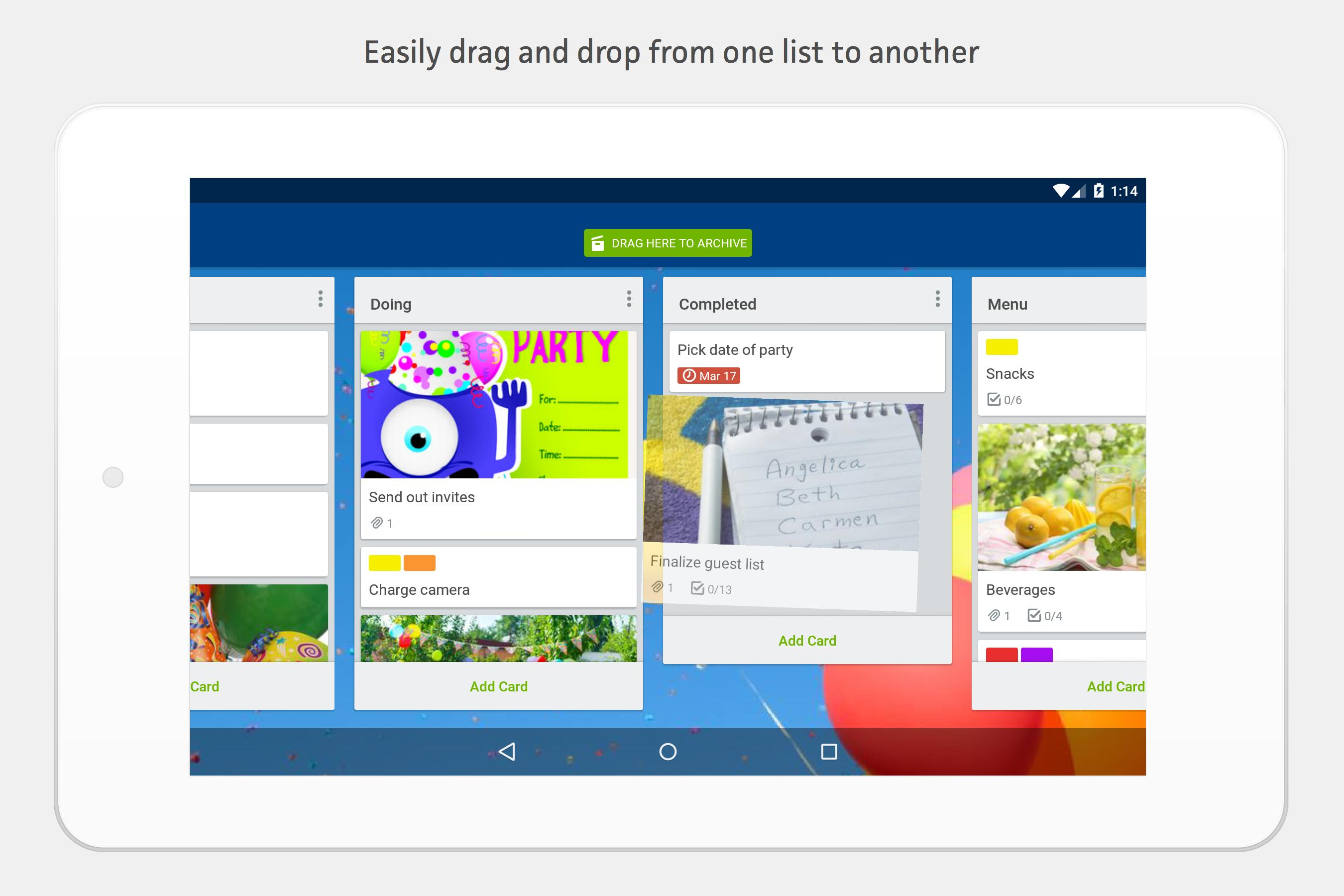 Trello for Android - APK Download