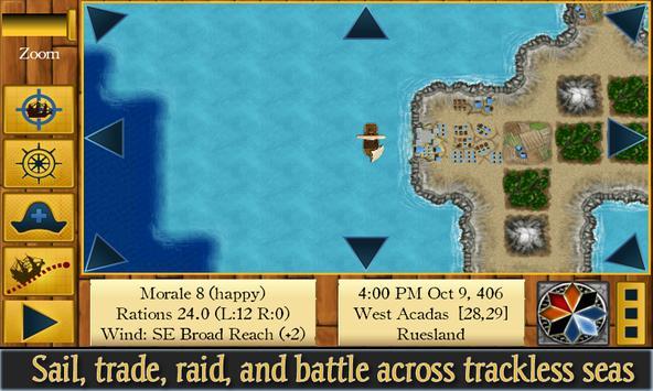 Age of Pirates RPG Elite screenshot 1