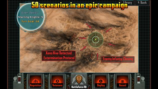Templar Battleforce screenshot 20