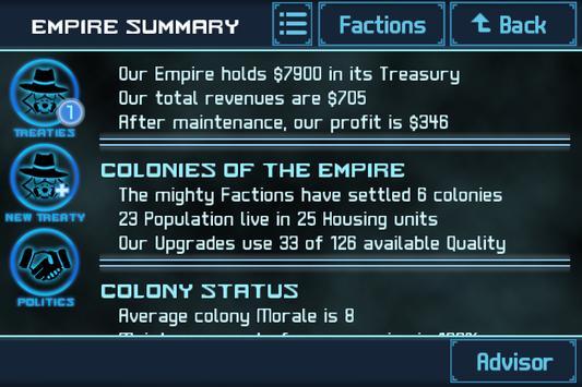 Star Traders 4X Empires Elite скриншот 3