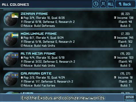 Star Traders 4X Empires Elite скриншот 19