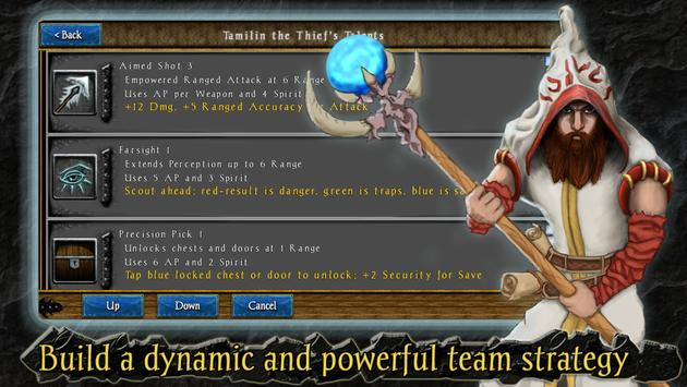 Heroes of Steel screenshot 1