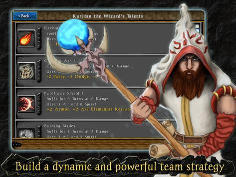 Heroes of Steel screenshot 6