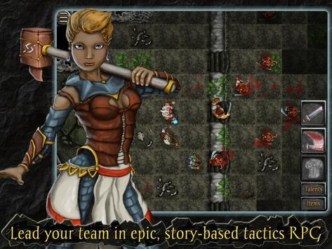 Heroes of Steel RPG Elite скриншот 11