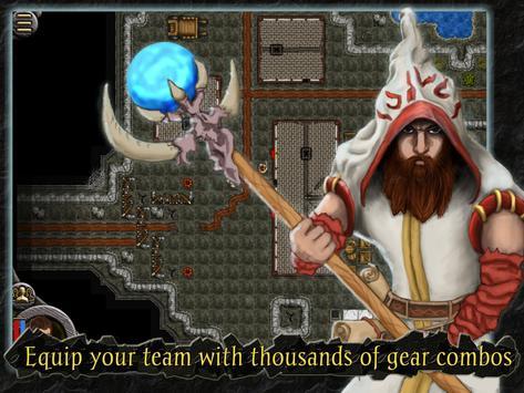 Heroes of Steel RPG Elite скриншот 12