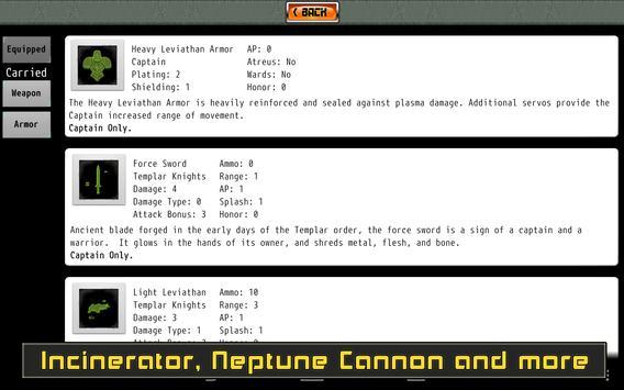 Templar Assault RPG скриншот 16