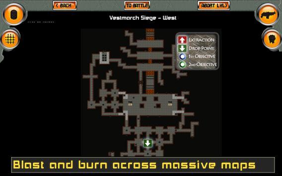 Templar Assault RPG скриншот 17