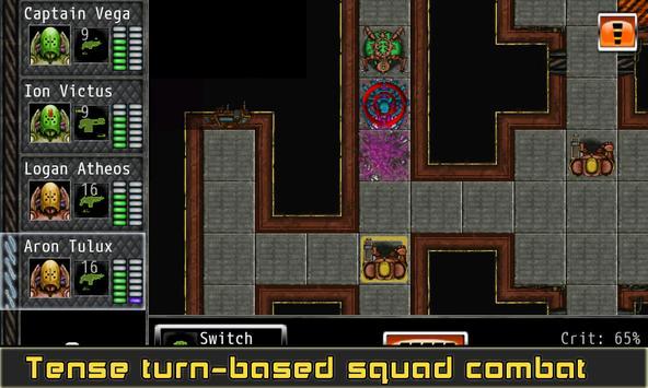 Templar Assault RPG скриншот 1