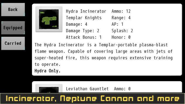 Templar Assault RPG скриншот 6