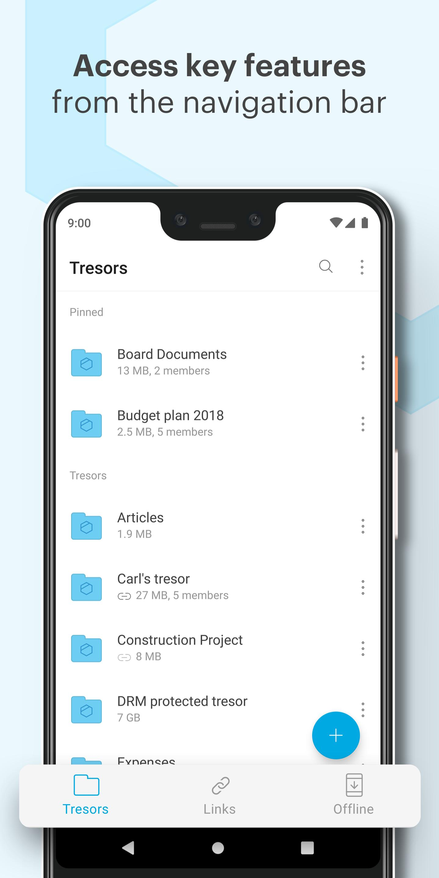 Tresorit for Android - APK Download